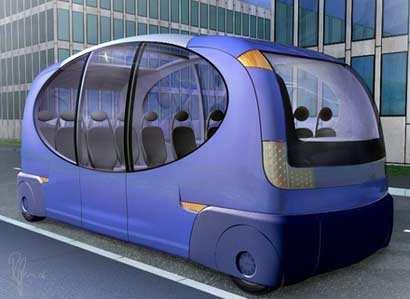 无人驾驶公交车来了!七成传统行业将被淘汰,灵活用工是大势所趋!