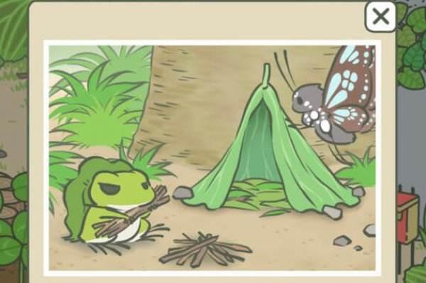 旅行青蛙想要表达的,或许就是灵活用工的那一份自由